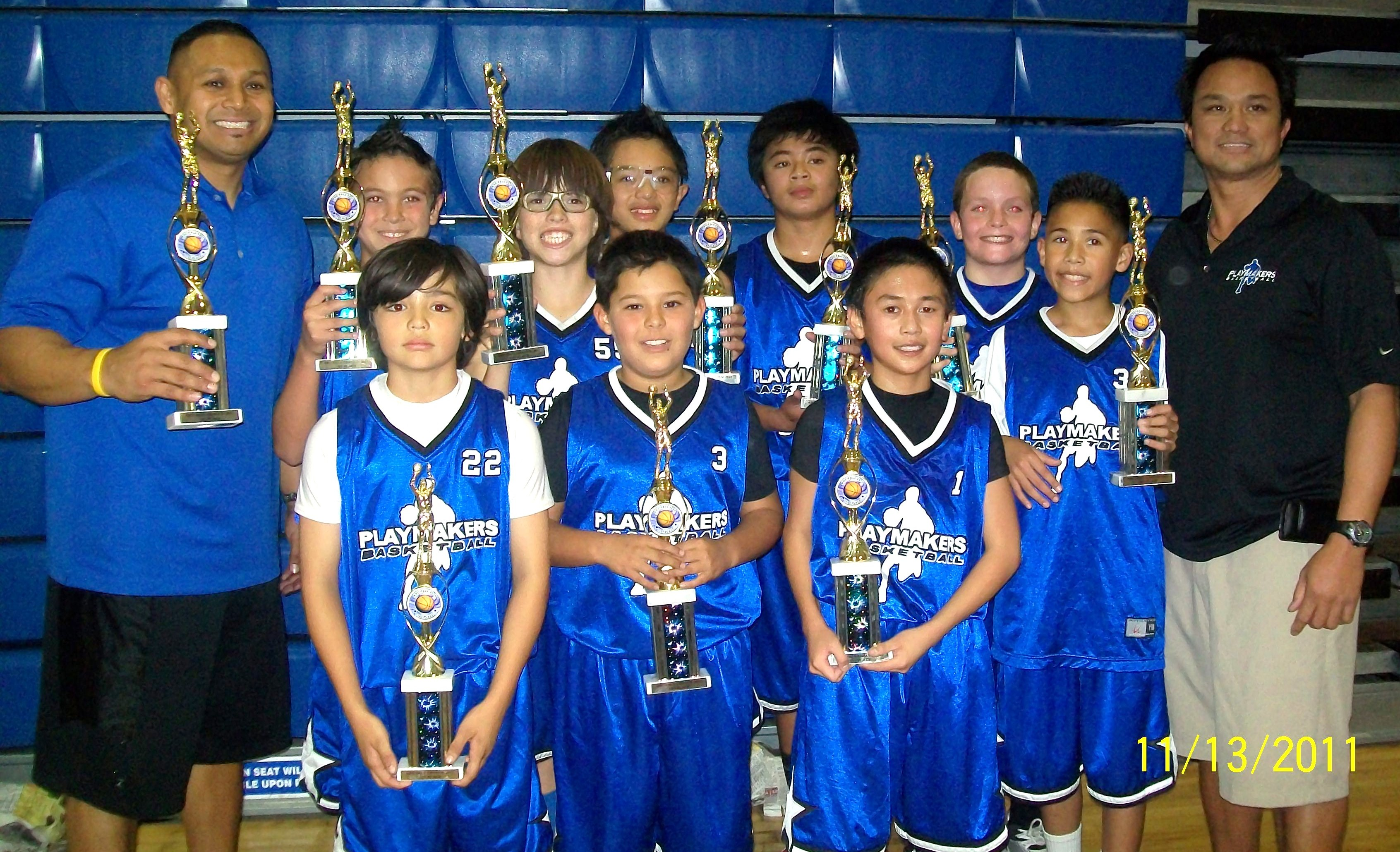 WEST COAST CHAMPIONS - Playmakers